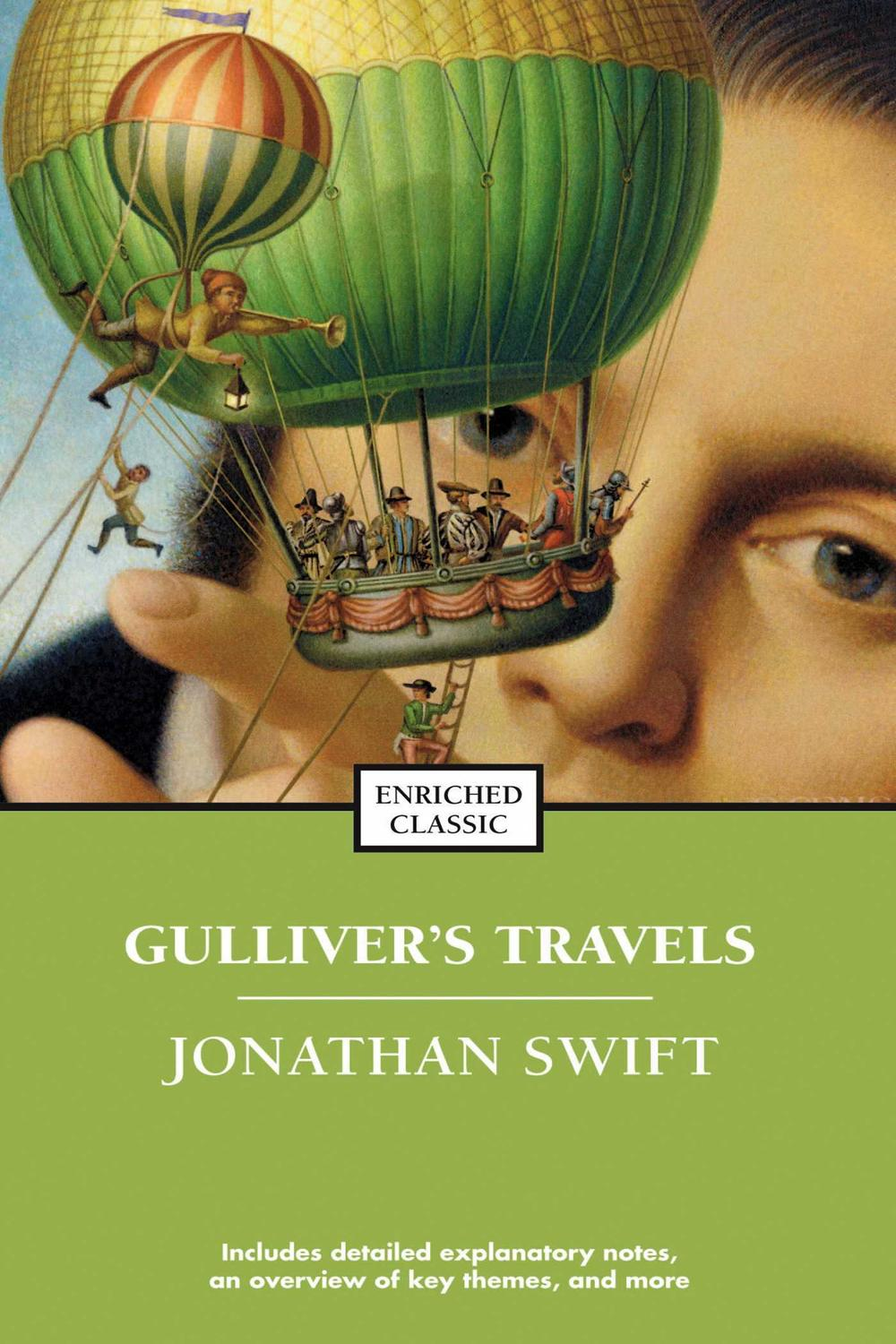 Gulliver S Travels And A Modest Proposal By Jonathan Swift Pdf