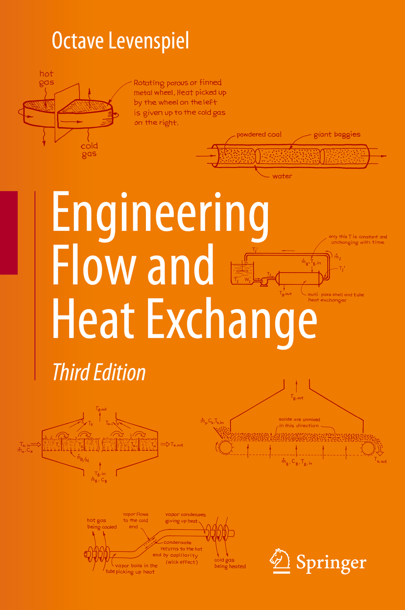 Engineering Flow and Heat Exchange (3rd Edition)