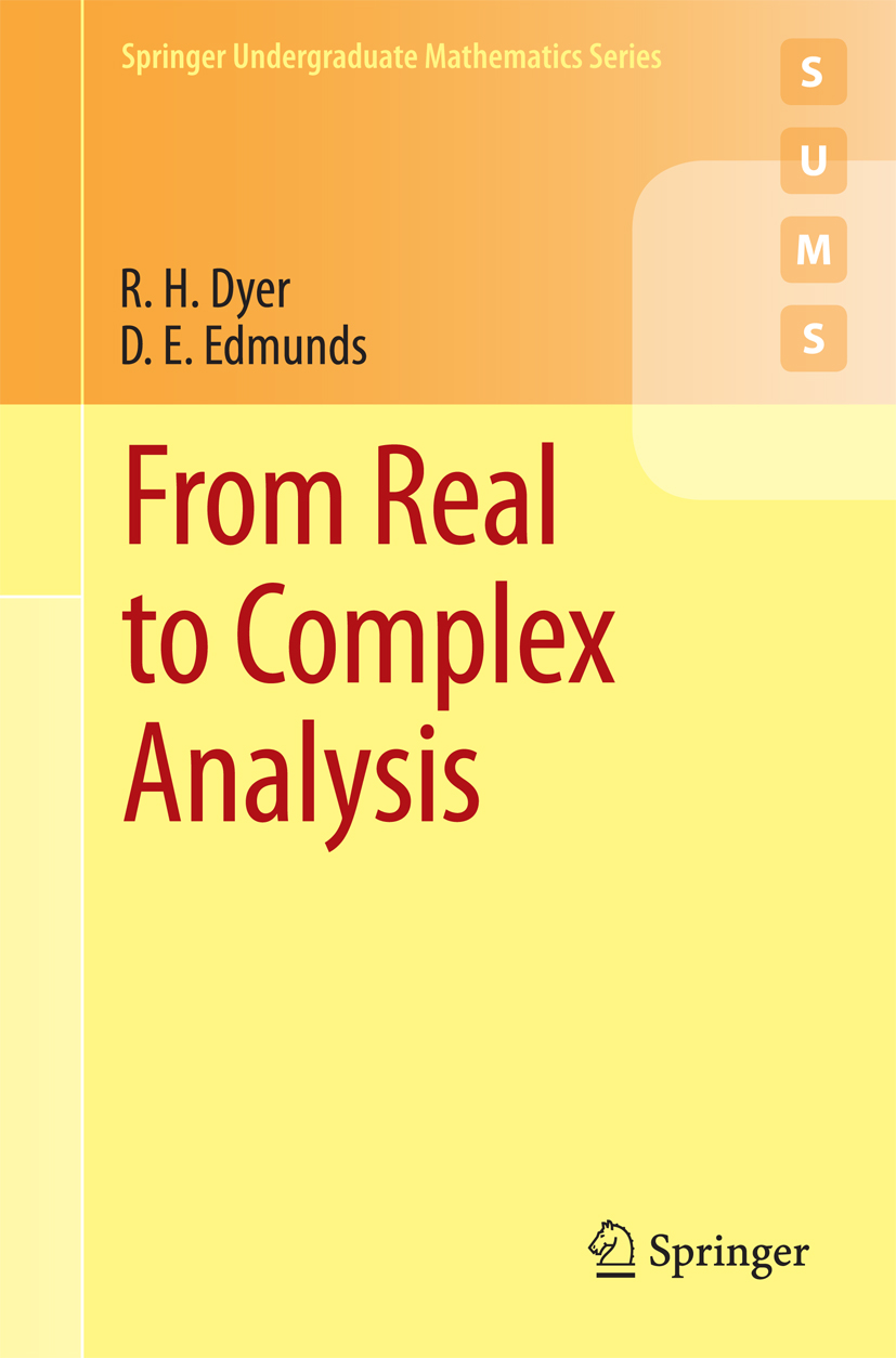 From real to complex analysis by r h dyer d e edmunds pdf from real to complex analysis by r h dyer d e edmunds pdf ebook read online fandeluxe Gallery