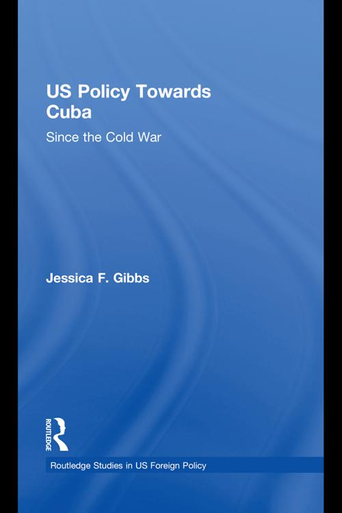 US Policy Towards Cuba