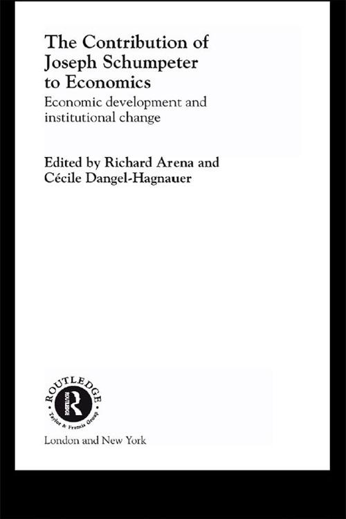 The Contribution of Joseph A. Schumpeter to Economics