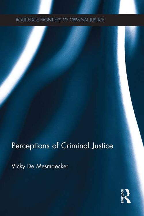 Perceptions of Criminal Justice