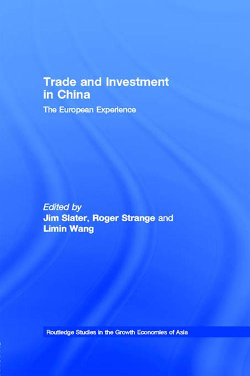 Trade and Investment in China