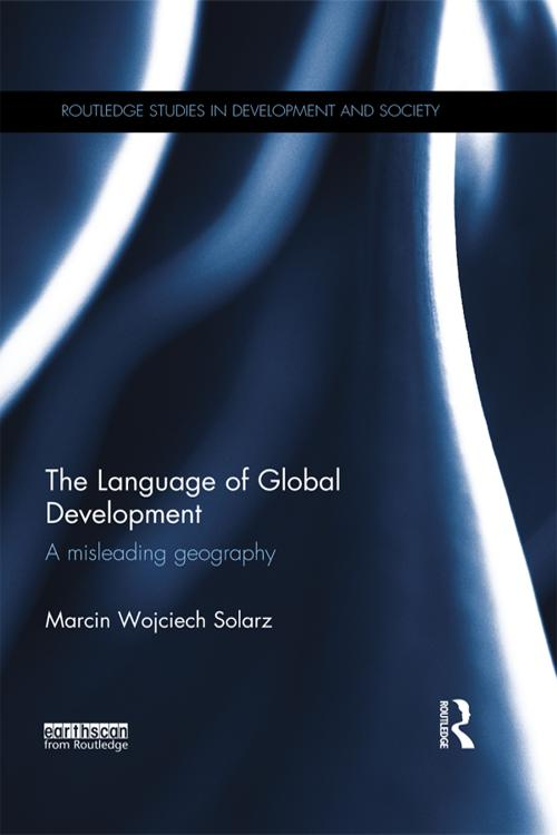 The Language of Global Development