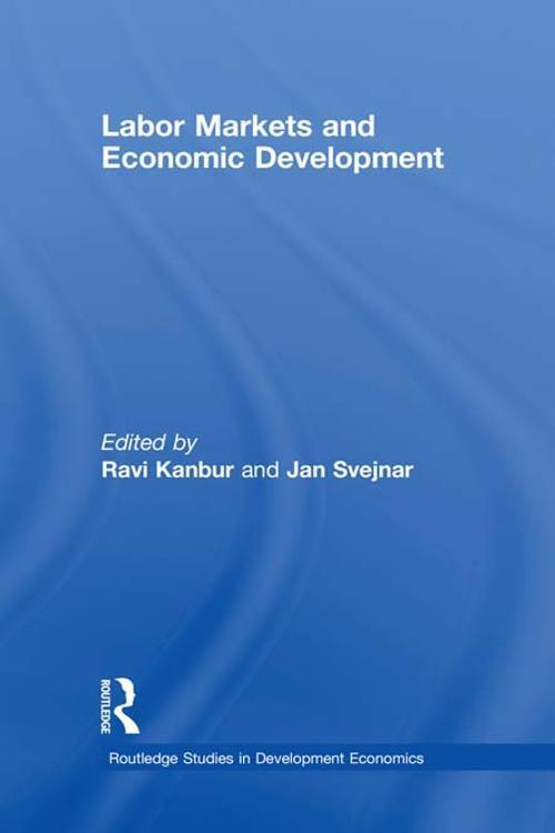 Labor Markets and Economic Development