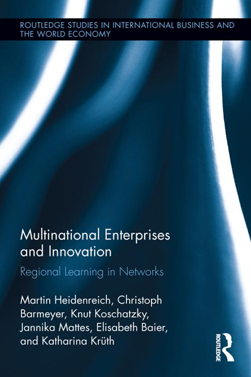 Multinational Enterprises and Innovation