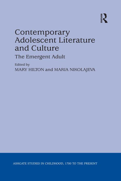 Contemporary Adolescent Literature and Culture