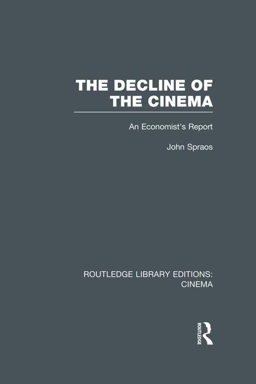 The Decline of the Cinema