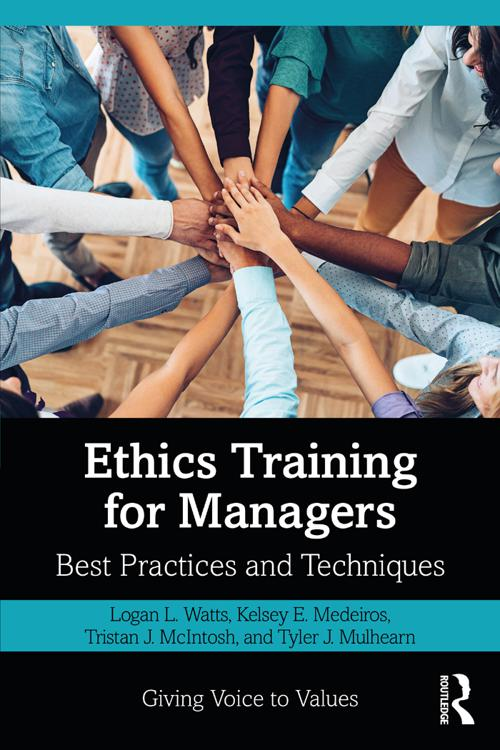 Ethics Training for Managers