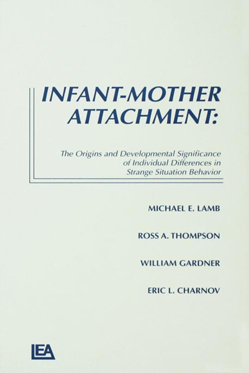 Infant-Mother Attachment
