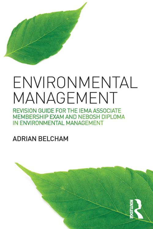Environmental Management: