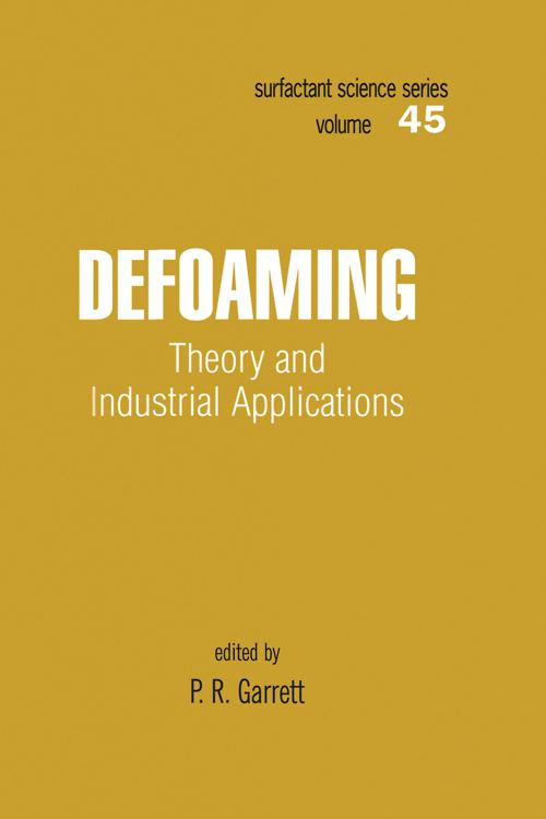 Defoaming