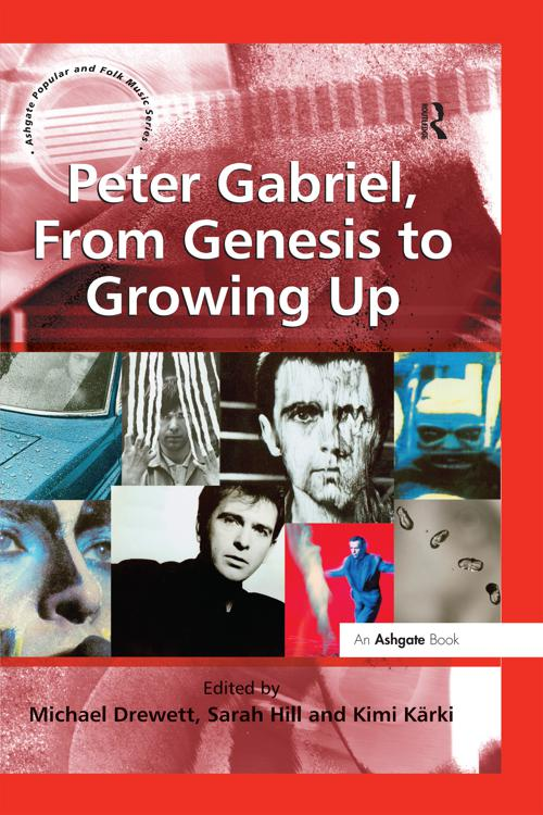 Peter Gabriel, From Genesis to Growing Up