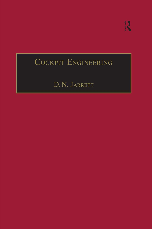 Cockpit Engineering By Dn Jarrett Pdf Ebook Read Online