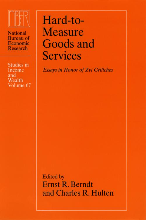 Hard-to-Measure Goods and Services