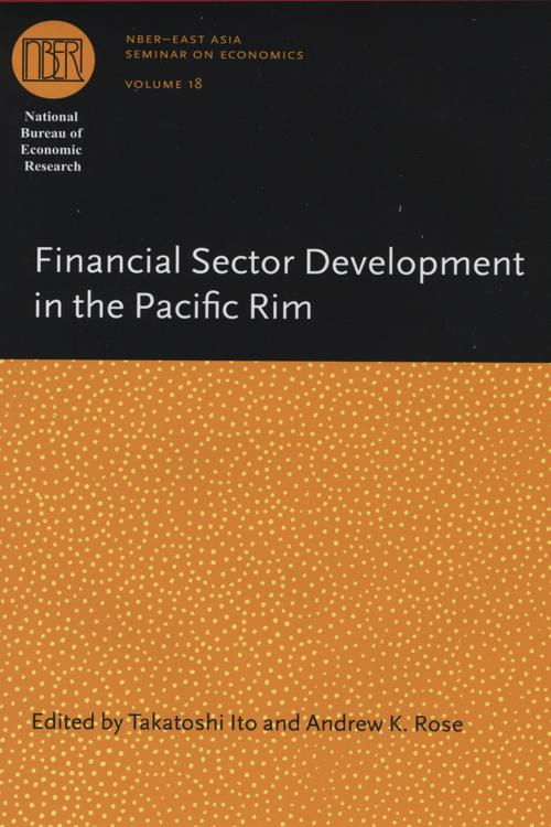 Financial Sector Development in the Pacific Rim