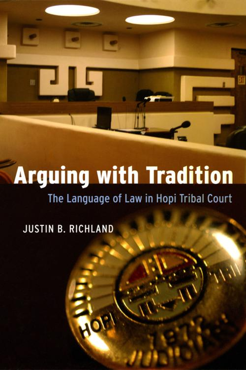 Arguing with Tradition