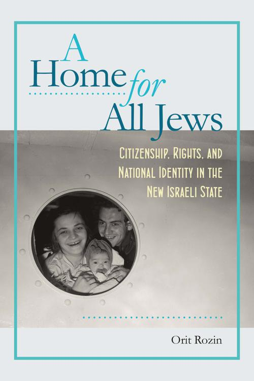 A Home for All Jews