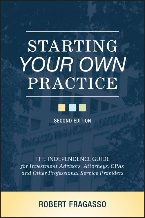Starting Your Own Practice