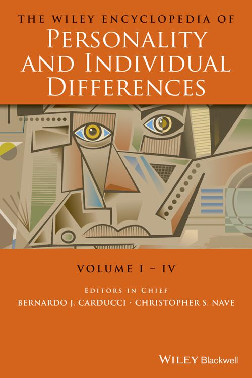 The Wiley Encyclopedia of Personality and Individual Differences, Set